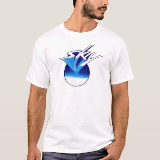 Sky (White & Dark) T-Shirt