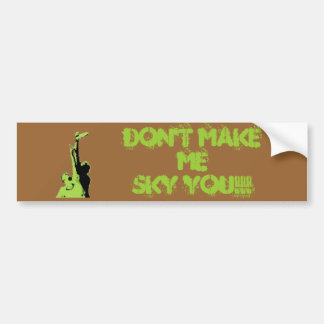 Sky You Bumper Sticker