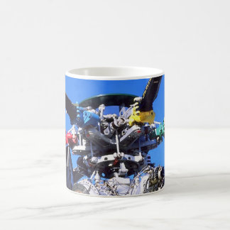 Skycrane Helicopter Rotor Swash Coffee Mug