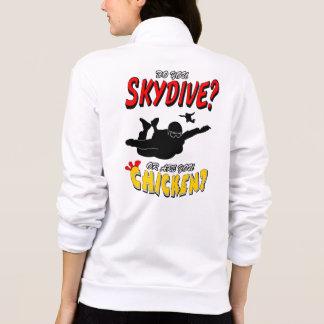 Skydive or Chicken? (blk)