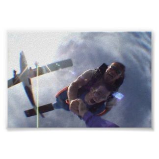 skydive poster