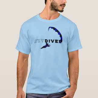 Skydiver t shirt