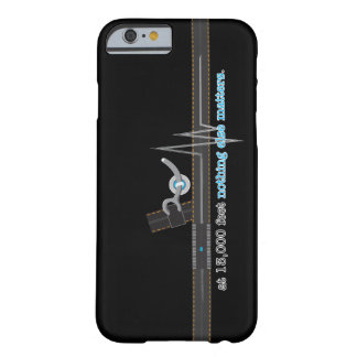 Skydiving Closing Pin iPhone 6/6s, Barely There Barely There iPhone 6 Case