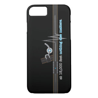 Skydiving Closing Pin iPhone 7, Barely There iPhone 8/7 Case
