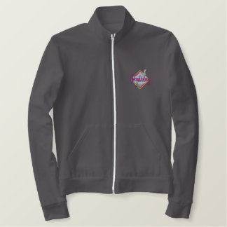 Skydiving Embroidered Jacket