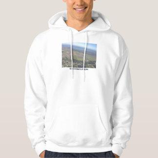 skydiving hoodie jacket Louisiana panorama