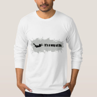 Skydiving is a Way of Life T-Shirt