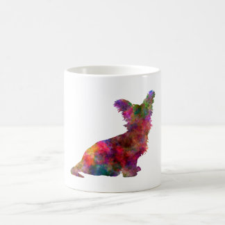 Skye Terrier 02 in watercolor Coffee Mug