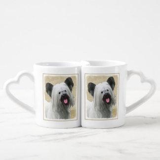Skye Terrier Coffee Mug Set