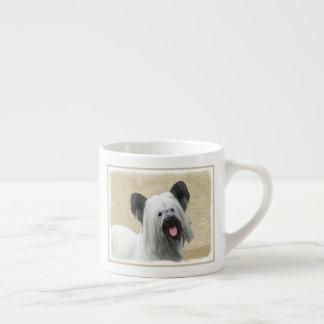 Skye Terrier Espresso Cup