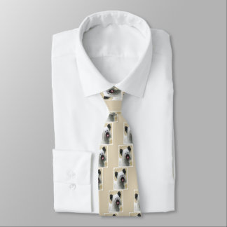 Skye Terrier Tie