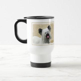 Skye Terrier Travel Mug