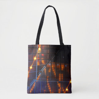 Skylight and String Lights Tote