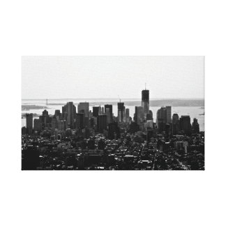 """Skyline"" Canvas Print"