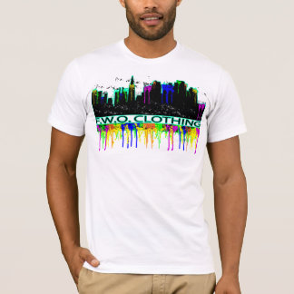 Skyline Drip T-Shirt