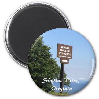 Skyline Drive Magnet