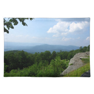 Skyline Drive Scenic View Placemat