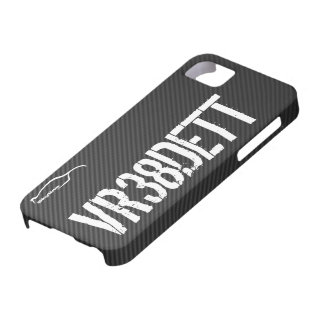 Skyline GT-R Engine Code iPhone 5 Case