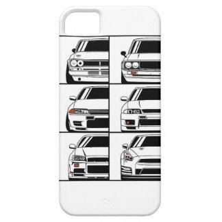 Skyline GTR evolution iPhone 5 Covers