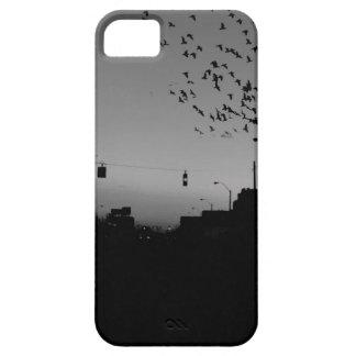 skyline iPhone 5 cover