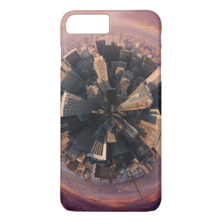 Skyline iPhone 7 Plus, Barely There iPhone 7 Plus Case