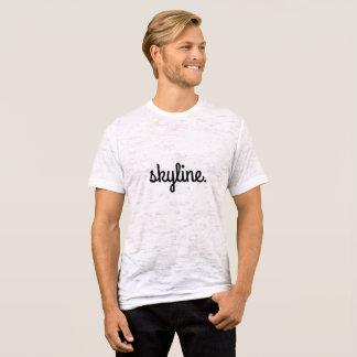 Skyline Men's Burnout T-Shirt