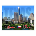 Skyline of Downtown Austin, Texas
