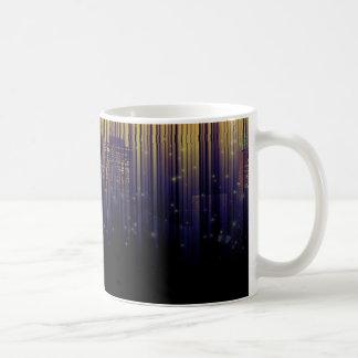 Skyline Ribbon Coffee Mug