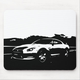 Skyline Rolling SHot. Mouse Pad