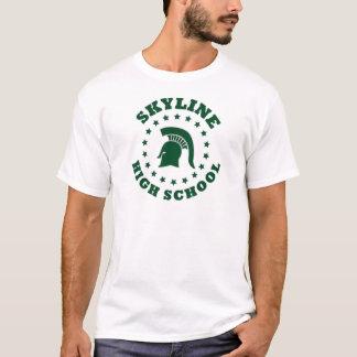Skyline Spartan High School T-Shirt