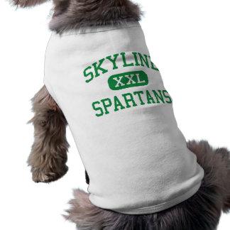 Skyline - Spartans - High - Issaquah Washington Shirt