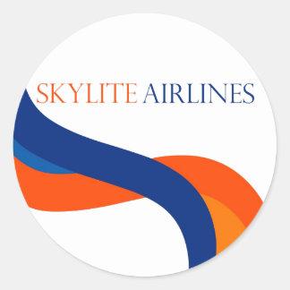 Skylite Airlines Sticker - Design 1