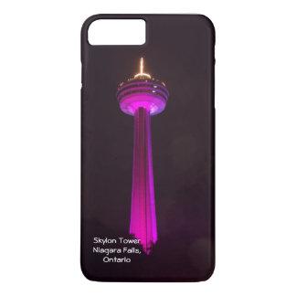 Skylon Tower in Niagara Falls Ontario 1 iPhone 8 Plus/7 Plus Case