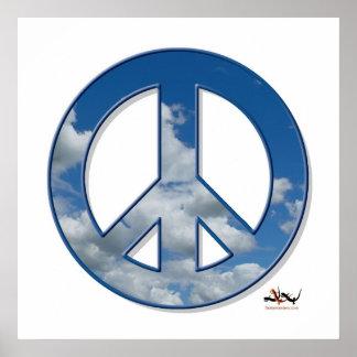 Skypeace Poster