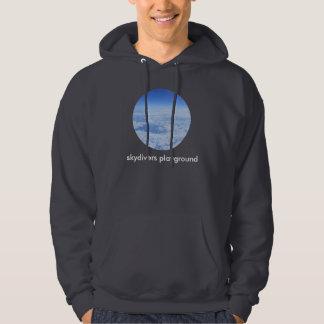 skypg2, skydivers playground hoodie
