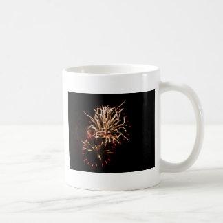 Skyrockets at Night Coffee Mug