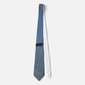 Skyscapers Downtown Tie