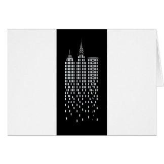 Skyscrapers Card