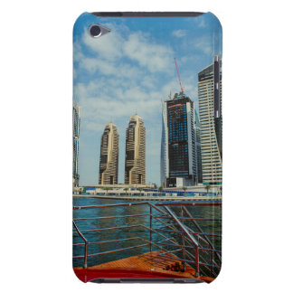 Skyscrapers in Dubai Marina Barely There iPod Cases