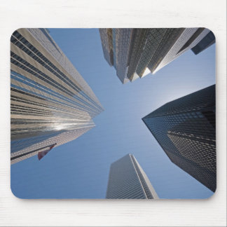 Skyscrapers Mouse Pad