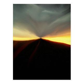 Skyway & The Highway Postcard