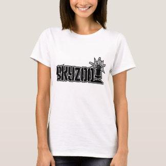Skyzoo-Lyrics Tee: Women T-Shirt