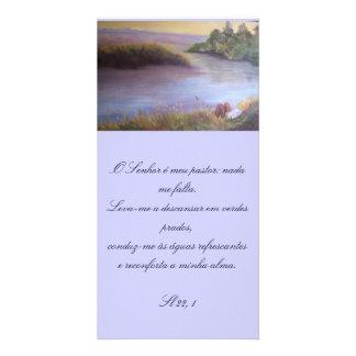 SL 22,1- marcador/bookmark Photo Card Template