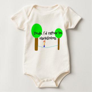 Slackline Baby Clothes Baby Bodysuit