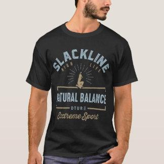 Slackline T-shirts