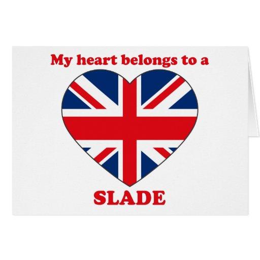 Slade Greeting Card