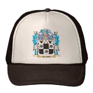 Slade Coat of Arms - Family Crest Mesh Hats