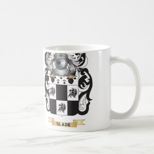 Slade Coat of Arms (Family Crest) Mugs