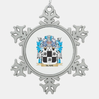 Slade Coat of Arms - Family Crest Ornaments