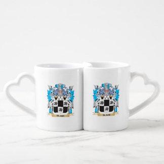 Slade Coat of Arms - Family Crest Lovers Mug Set